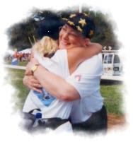 Hug of A Lifetime!