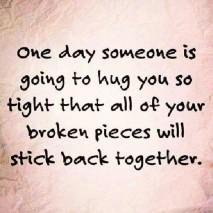 A Hug So Tight…