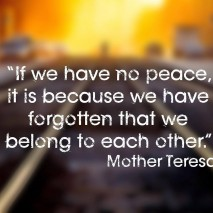 If We Have No Peace…
