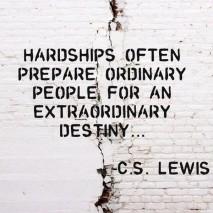 An Extraordinary Destiny